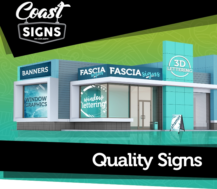 signs gold coast wraps